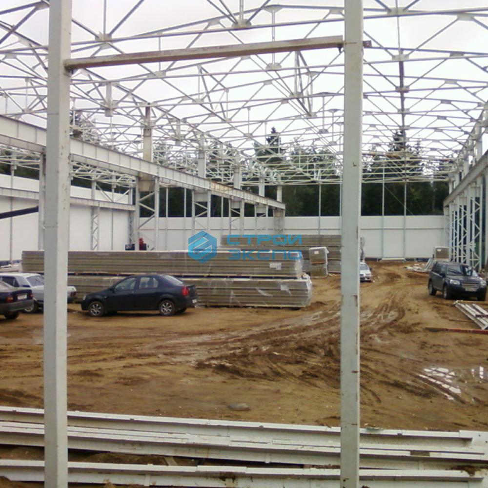 Строительство торгово-производственного комплекса