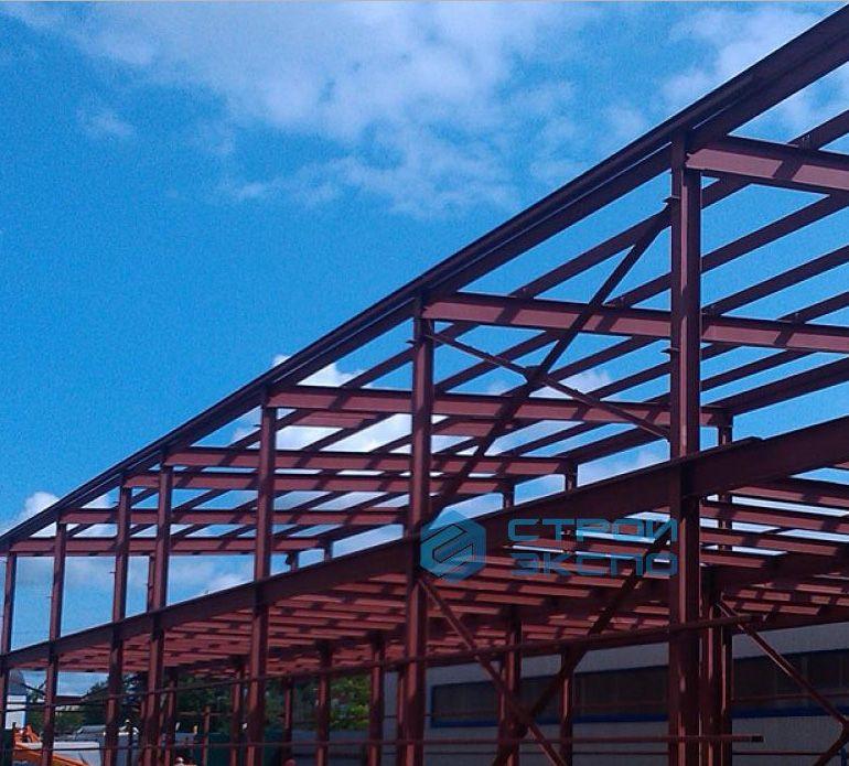 Строительство офисно-производственного здания